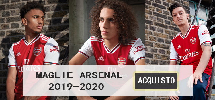 maglie arsenal