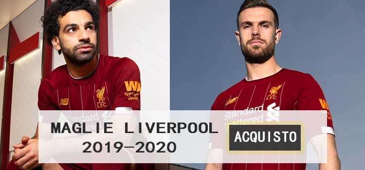 maglie liverpool